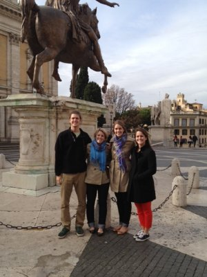 NEW - When In Rome - Do As The Romans!